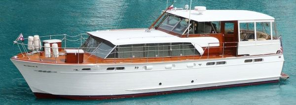 1960 Chris Craft Constellation Great Condition For Sale