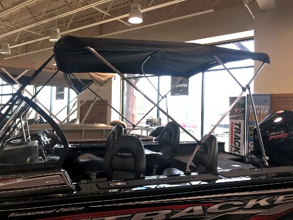 2020 Tracker Boats boat for sale, model of the boat is Targa V-19 WT Tournament Edition & Image # 2 of 35