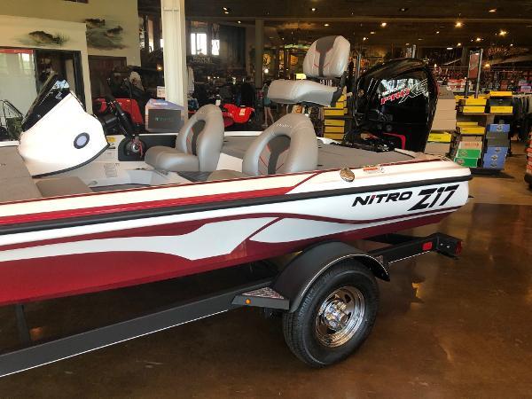2021 Nitro boat for sale, model of the boat is Z17 & Image # 2 of 30