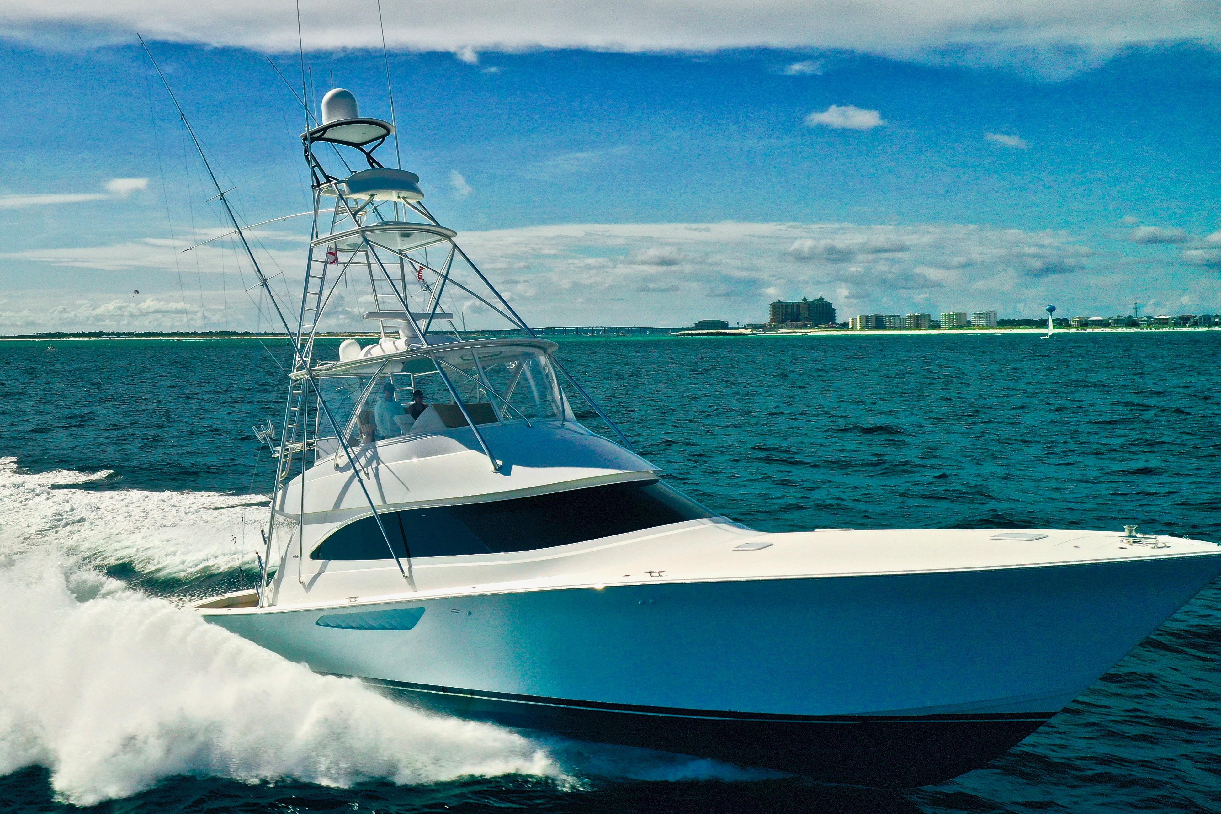 2013 55 Viking Cnv Profile