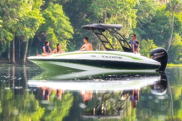 2018 Tahoe boat for sale, model of the boat is 1950 & Image # 9 of 47