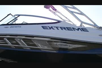 Rinker 20 MTX video