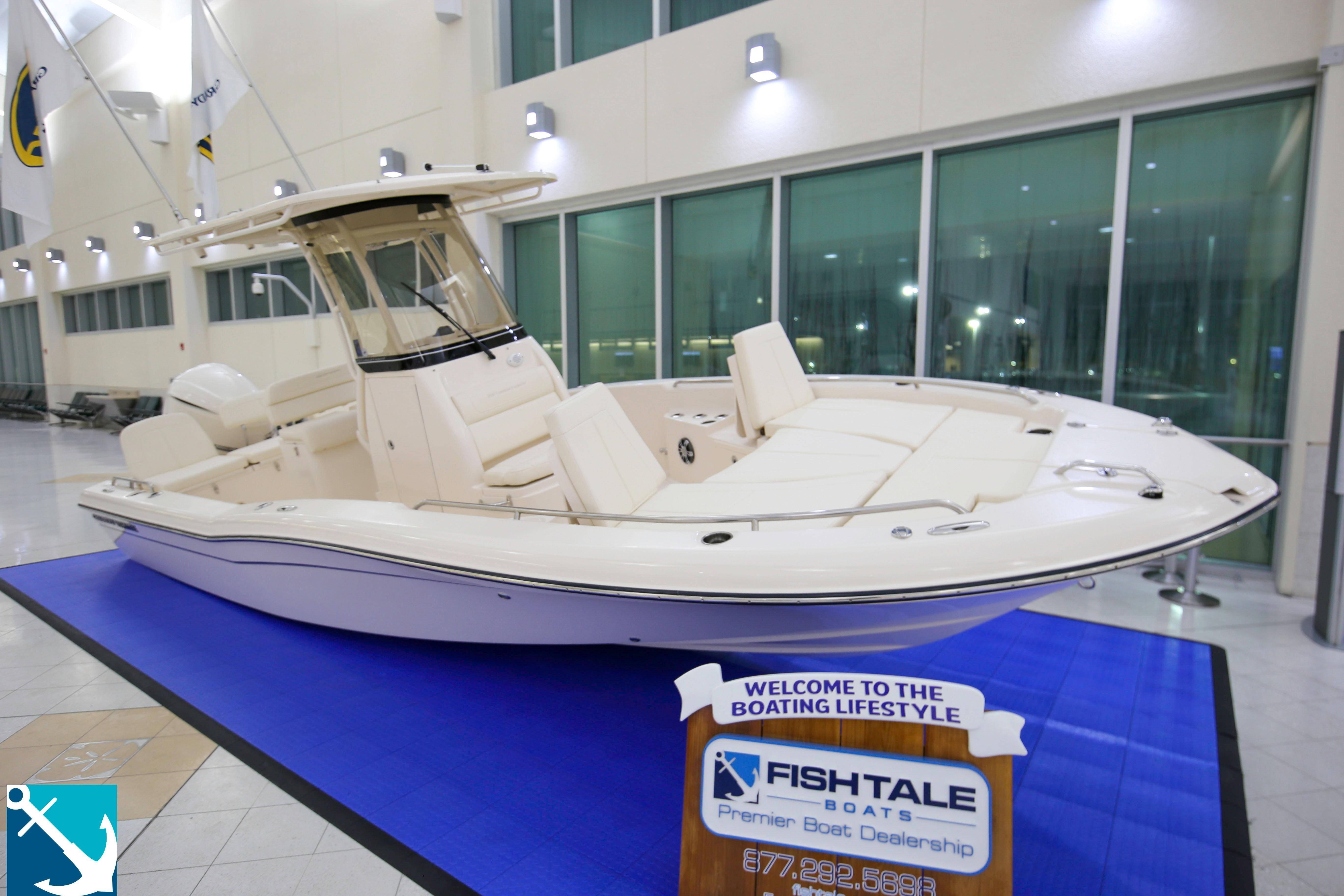 Grady-White 251 Coastal Explorer 2020