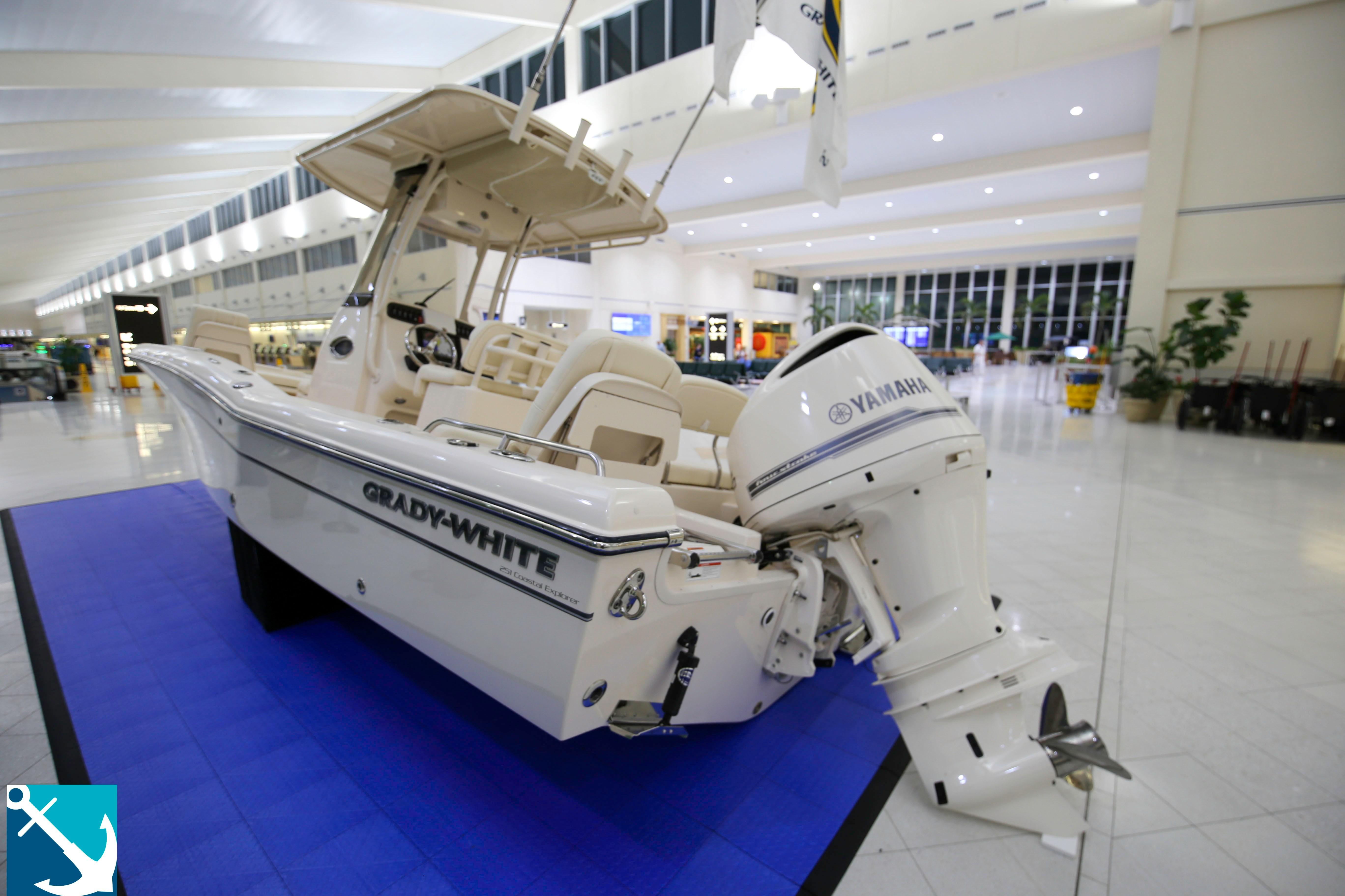 Grady-White 251 Coastal Explorer 2020 3