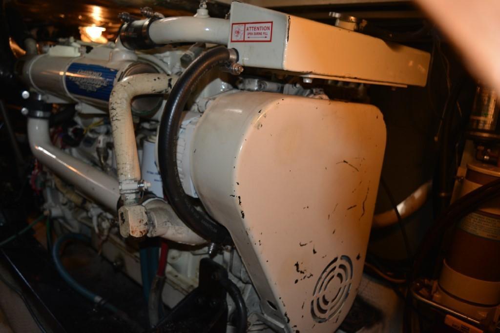 Cherubini Independence - Engine Room 2
