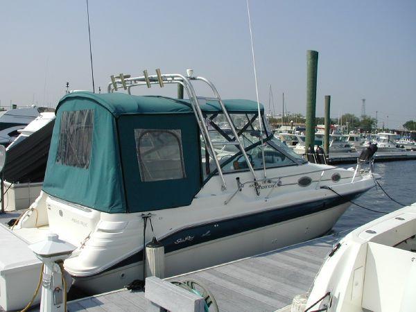 1996 Sea Ray 270 Sundancer For Sale