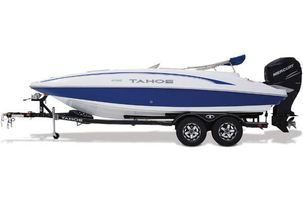 2018 Tahoe boat for sale, model of the boat is 2150 & Image # 4 of 46