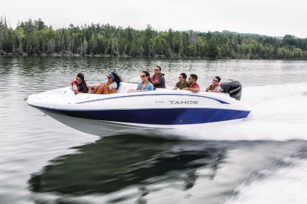 2018 Tahoe boat for sale, model of the boat is 2150 & Image # 8 of 47