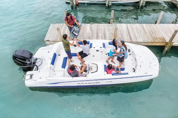 2018 Tahoe boat for sale, model of the boat is 2150 & Image # 9 of 47