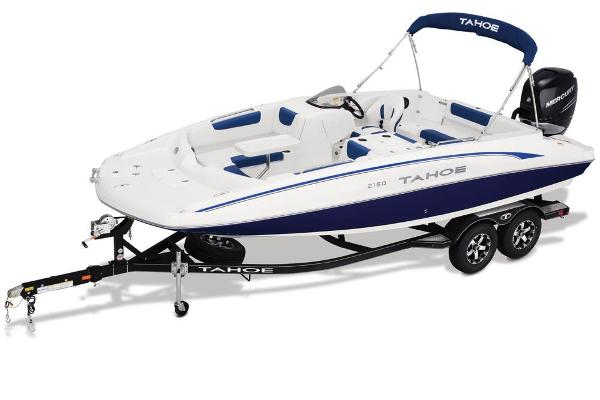 2018 Tahoe boat for sale, model of the boat is 2150 & Image # 2 of 46