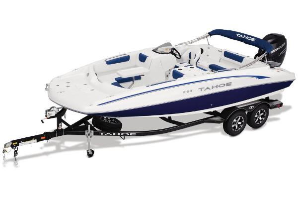 2018 Tahoe boat for sale, model of the boat is 2150 & Image # 1 of 47