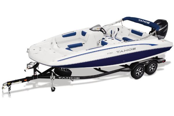 2018 Tahoe boat for sale, model of the boat is 2150 & Image # 2 of 47