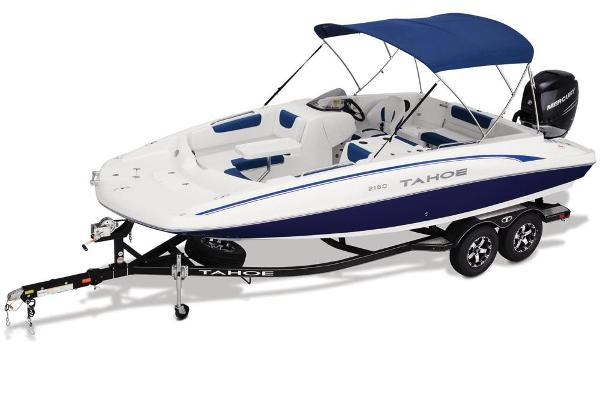 2018 Tahoe boat for sale, model of the boat is 2150 & Image # 4 of 47