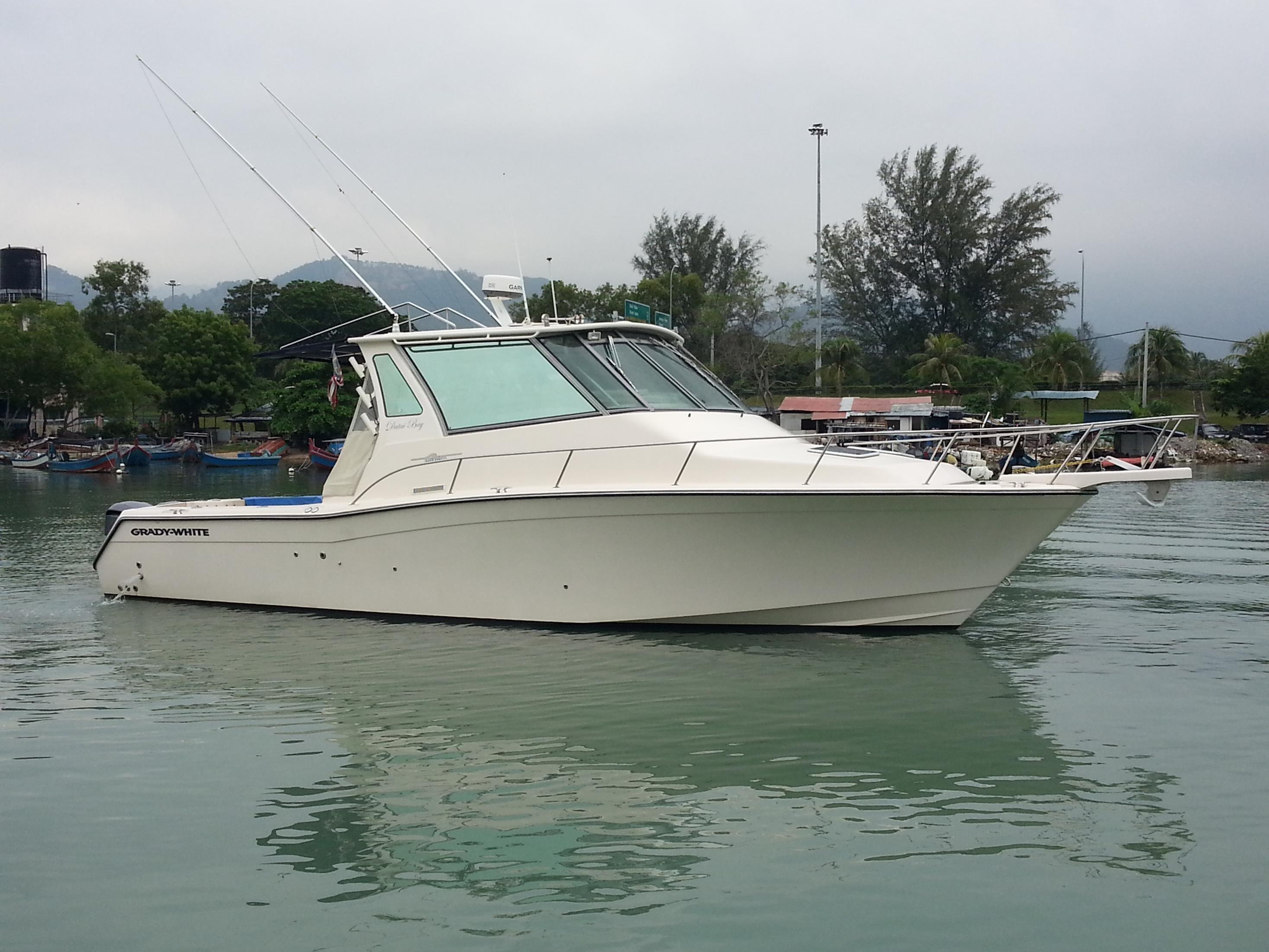 Grady White Express 360 Profile