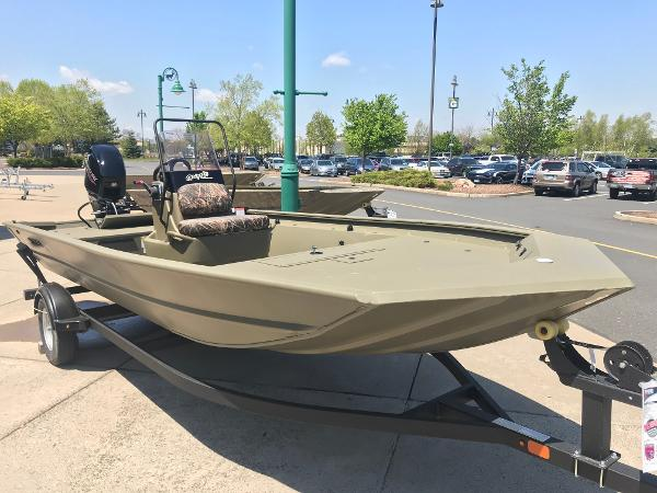 2020 Tracker Boats boat for sale, model of the boat is Grizzly 1860 CC & Image # 1 of 32