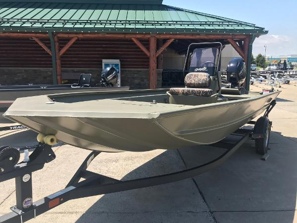 2020 Tracker Boats boat for sale, model of the boat is Grizzly 1860 CC & Image # 3 of 32