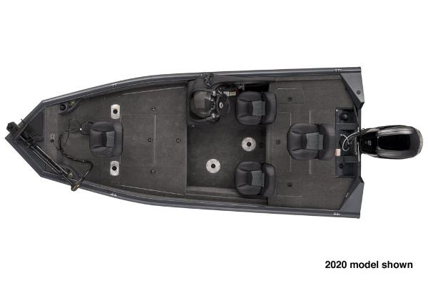 2021 Tracker Boats boat for sale, model of the boat is Pro Team 175 TF & Image # 3 of 4