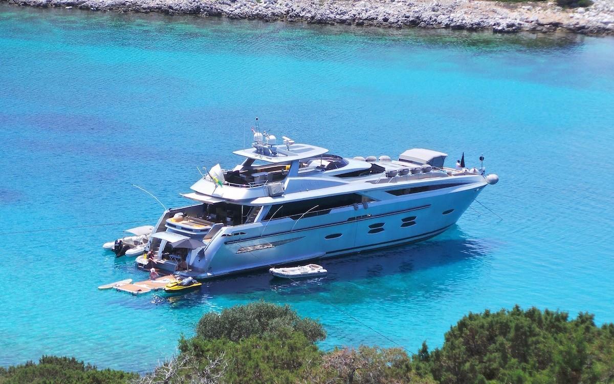 115 Custom Meya Meya 2010 Marmaris   Denison Yacht Sales