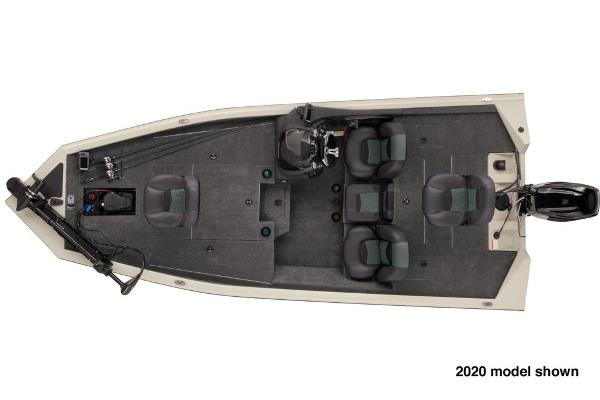 2021 Tracker Boats boat for sale, model of the boat is Pro Team 175 TXW Tournament Edition & Image # 4 of 4