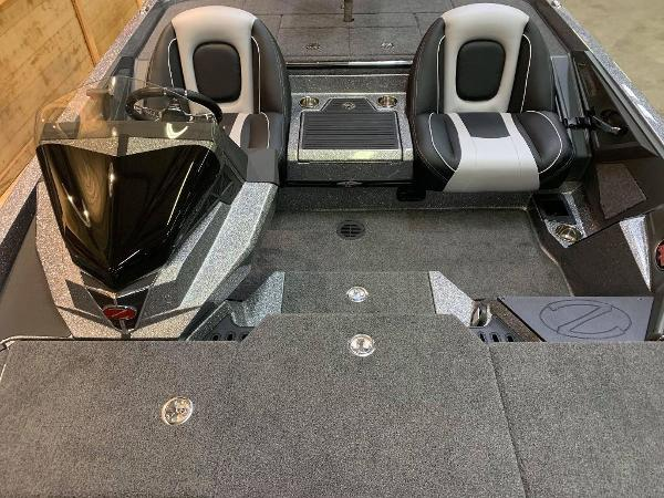 2021 Ranger Boats boat for sale, model of the boat is Z518 & Image # 8 of 11