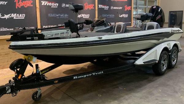 2021 Ranger Boats boat for sale, model of the boat is Z518 & Image # 10 of 11