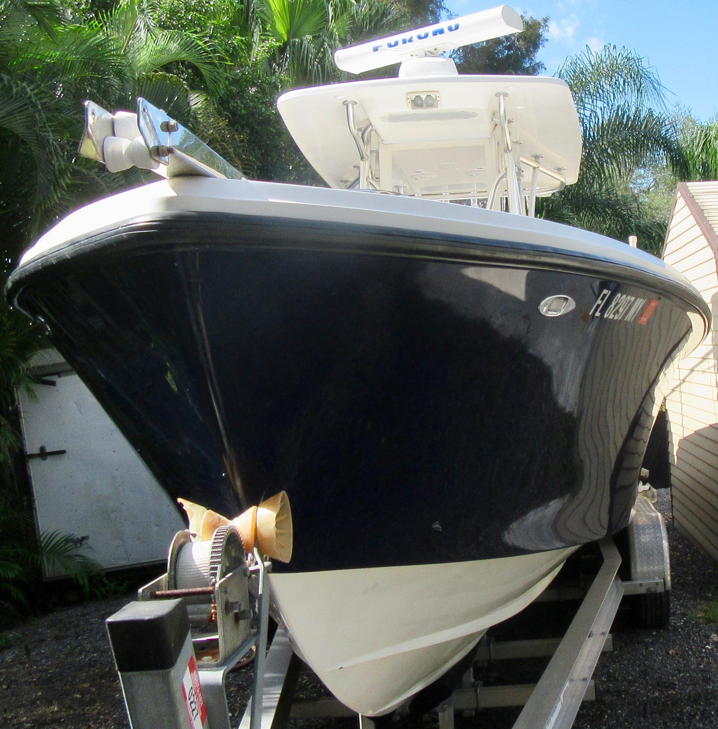 35' SEA HUNTER 2005 35 Center Console