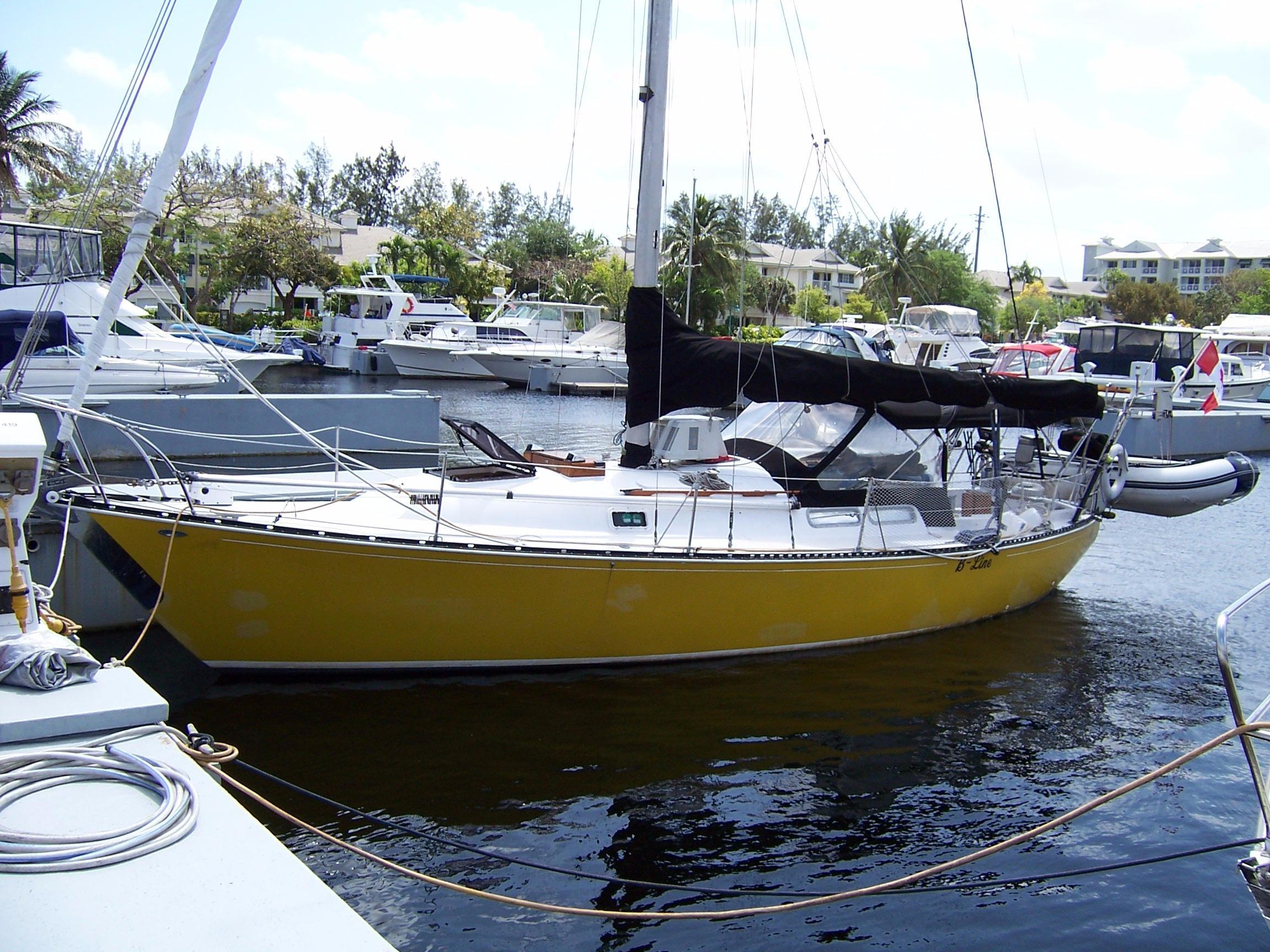 35' C&C 1974 Mark II