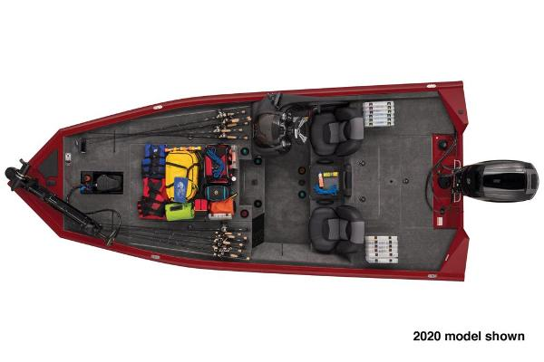 2021 Tracker Boats boat for sale, model of the boat is Pro Team 195 TXW Tournament Edition & Image # 2 of 4