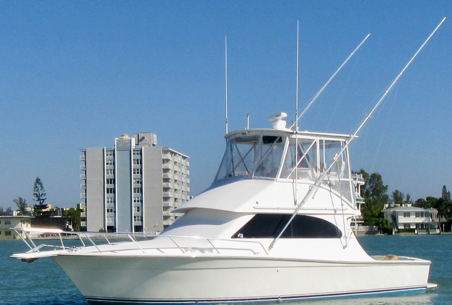 37' Egg Harbor 2002 Convertible