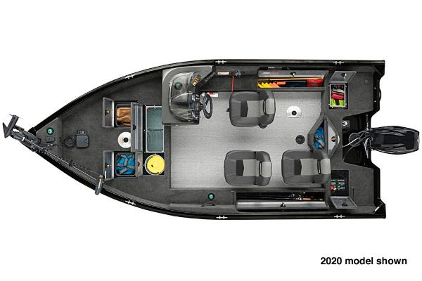 2021 Tracker Boats boat for sale, model of the boat is Pro Guide V-16 SC & Image # 2 of 4