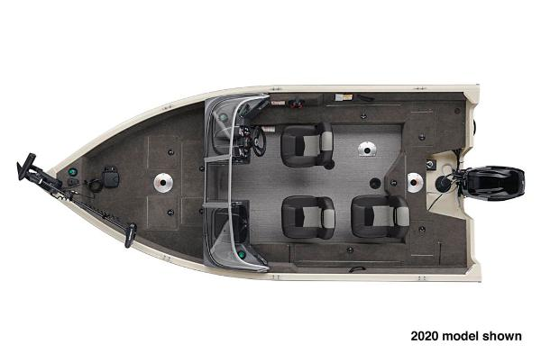 2021 Tracker Boats boat for sale, model of the boat is Pro Guide V-16 WT & Image # 2 of 5