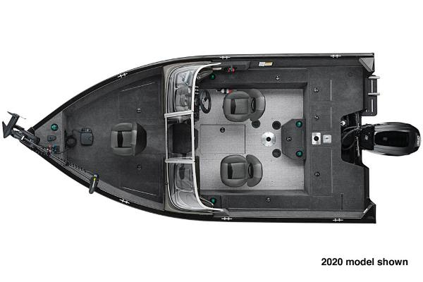 2021 Tracker Boats boat for sale, model of the boat is Pro Guide V-165 WT & Image # 3 of 5