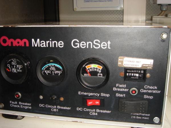 Generator Switch Box