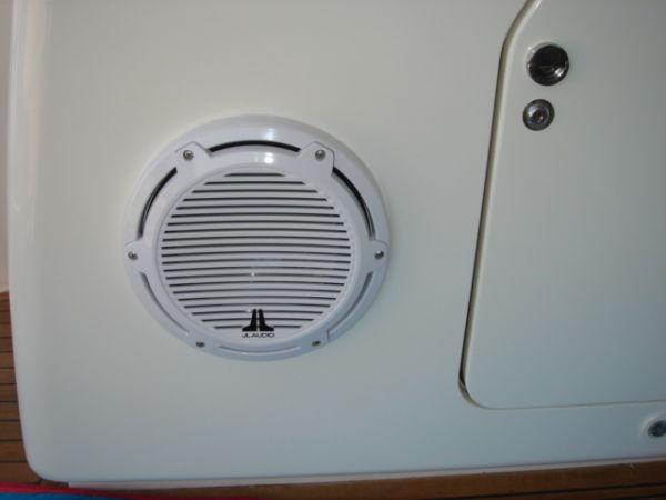 Cockpit Speaker