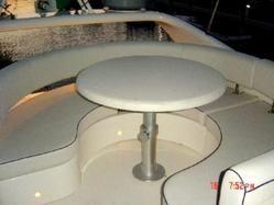 Flybridge Seats & Table