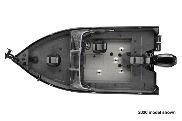 2021 Tracker Boats boat for sale, model of the boat is Pro Guide V-175 WT & Image # 5 of 5