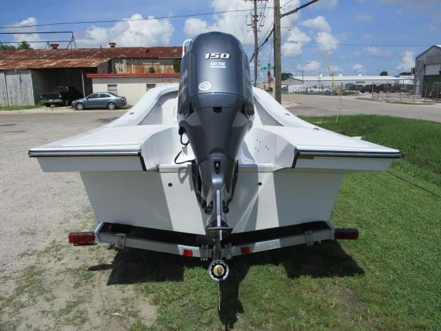 New  2018 21' Mr. B's Boats 21 Skiff Center Console in Slidell, Louisiana