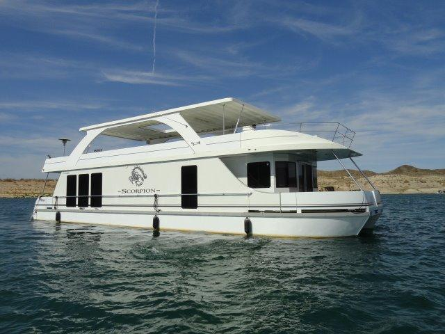 70' X 18' Houseboat - 50 North