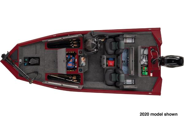 2021 Tracker Boats boat for sale, model of the boat is Pro Team 175 TXW & Image # 3 of 3