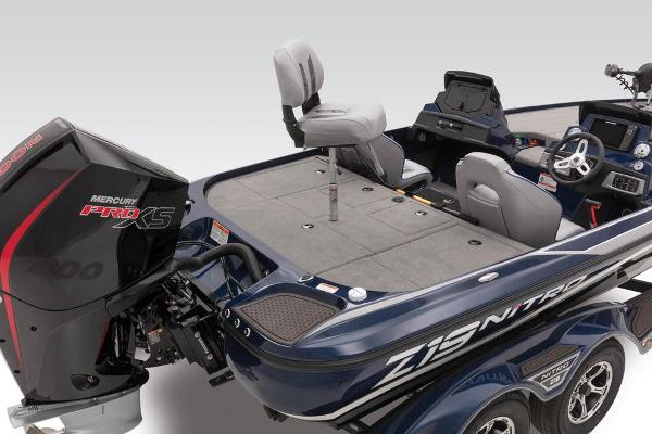 2021 Nitro boat for sale, model of the boat is Z19 & Image # 45 of 64