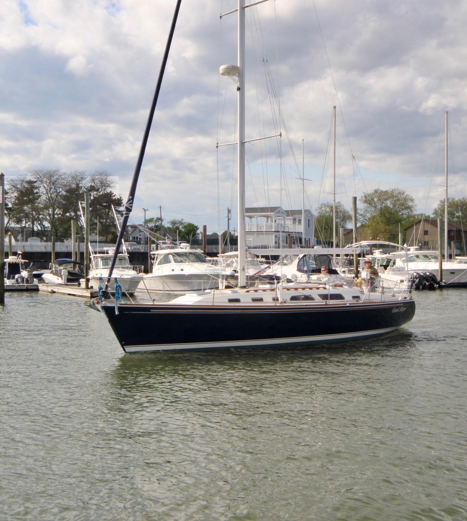 40 Sabre 2000 Norwalk | Denison Yacht Sales on