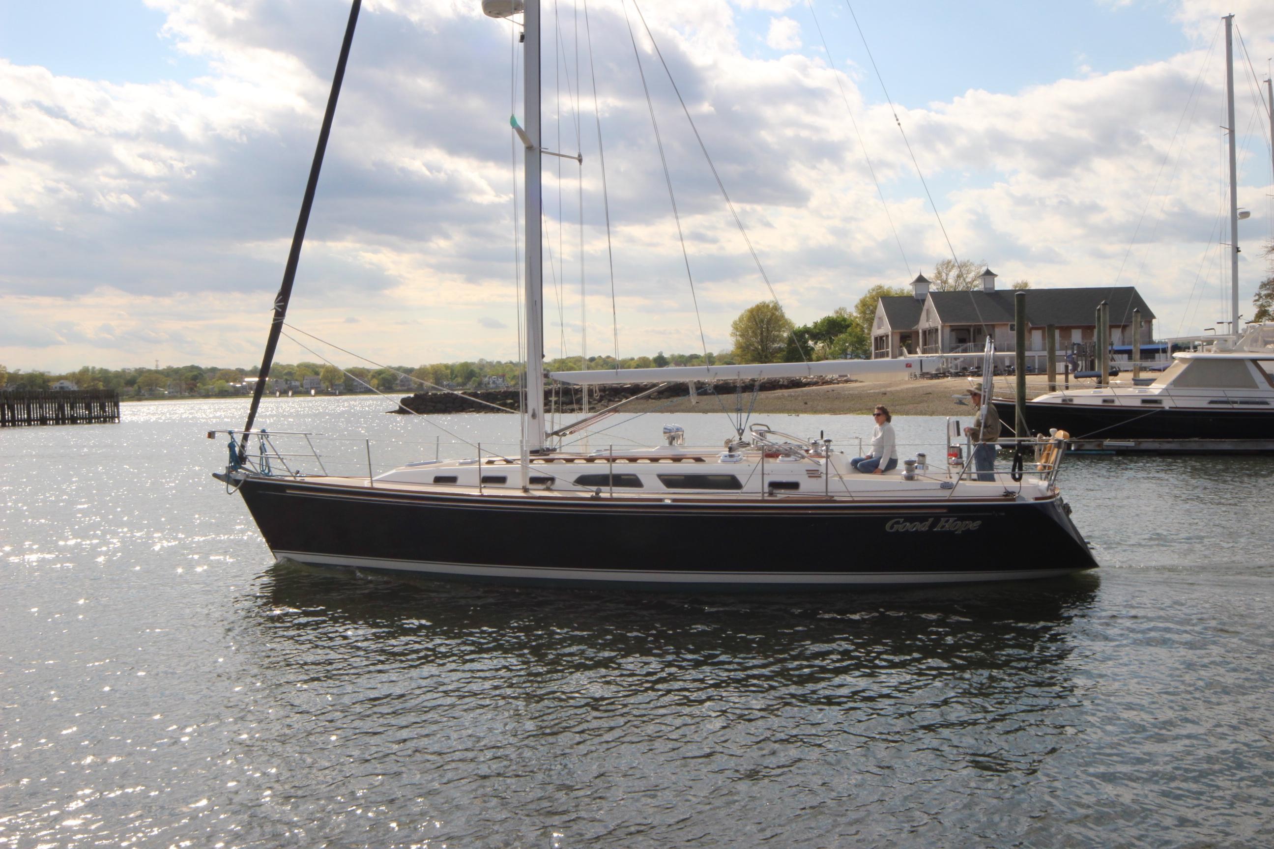 40 ft Sabre 402 | Executive Yacht Canada Sabre Sailboat Wiring Diagram on