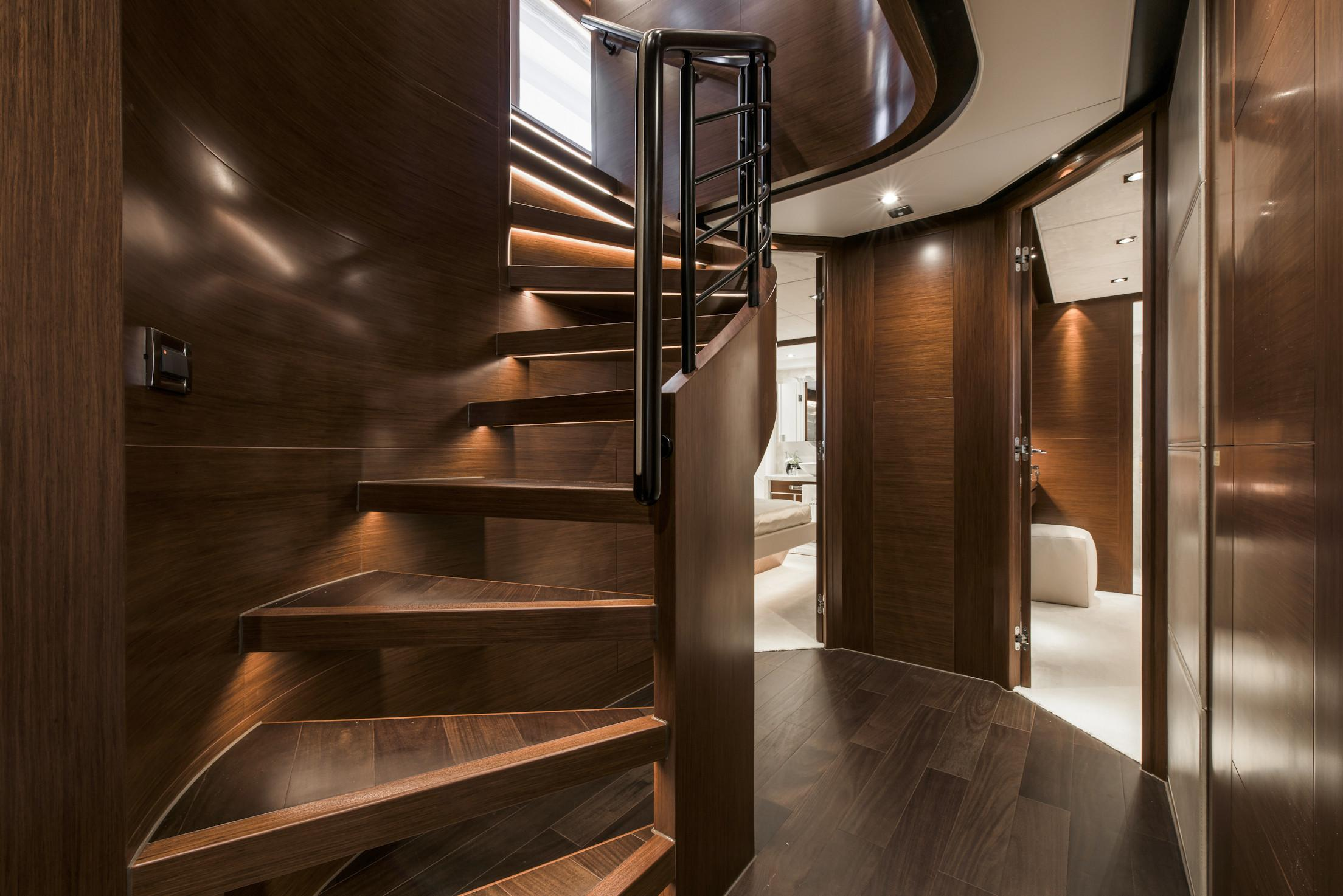 Guest Stairwell