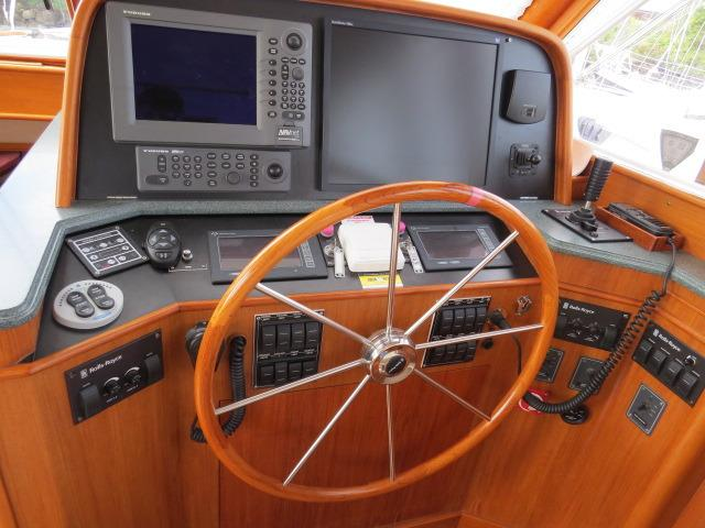 Helm with controls