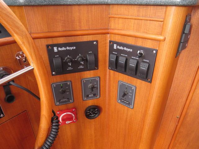 Rolls Royce control systems