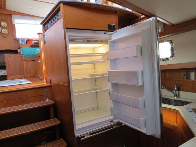 Subzero frig with two freezers