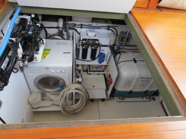 Utility, generator room