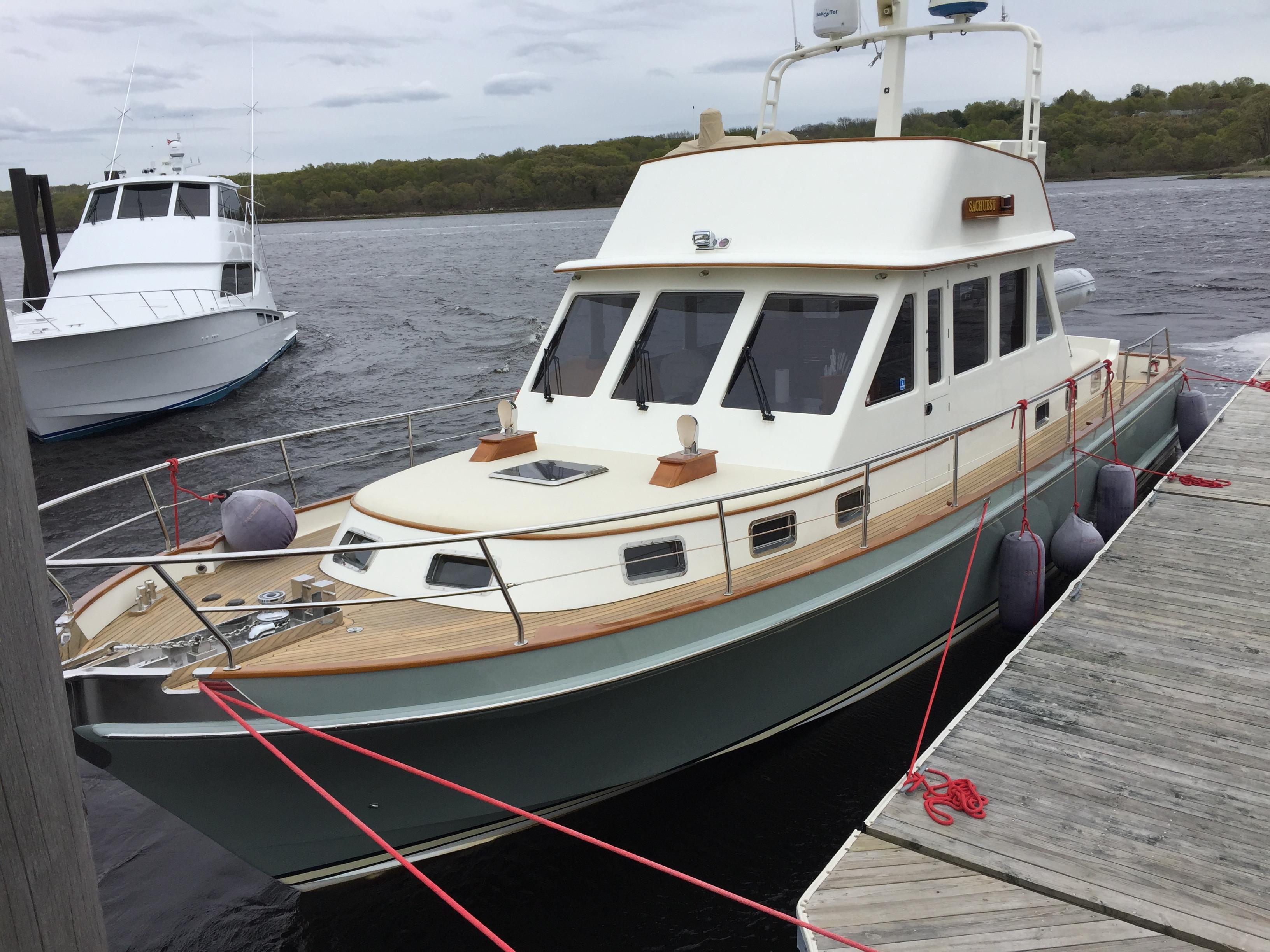 Profile on dock