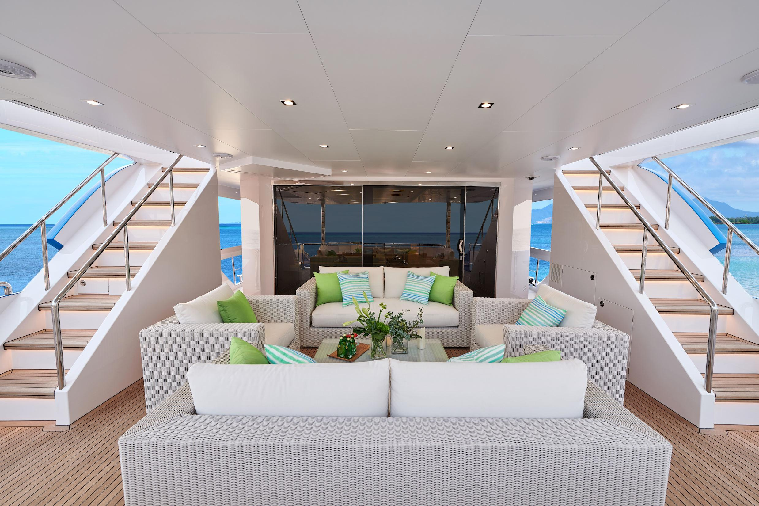 Manufacturer Provided Image: Aft Deck