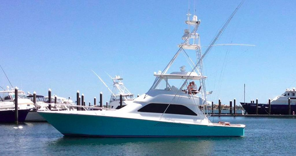54 viking yachts 2008 turnin 2 da right for sale in for Viking fishing boats